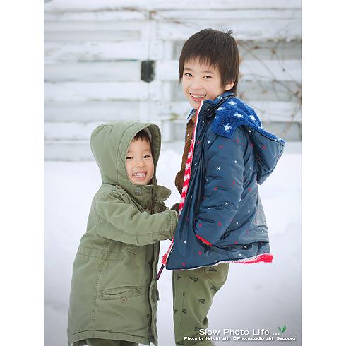 雪景色の写真その2
