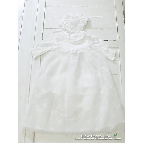 新しい百日写真ドレス