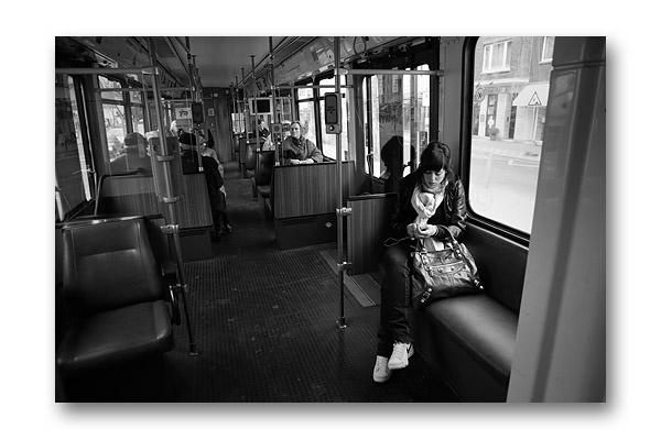 デュッセルドルフの地下鉄