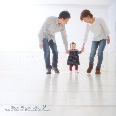 りせちゃんの家族写真