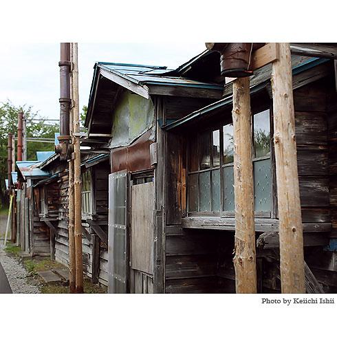 古民家の写真