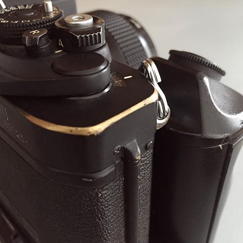 カメラの角