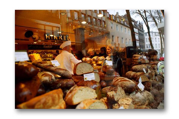 アルトシュタットのパン屋