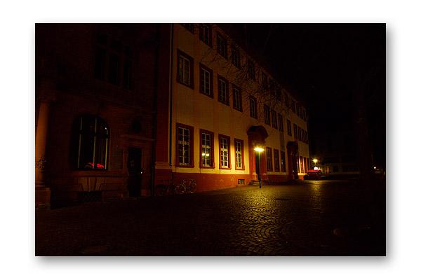 ハイデルベルグの路地