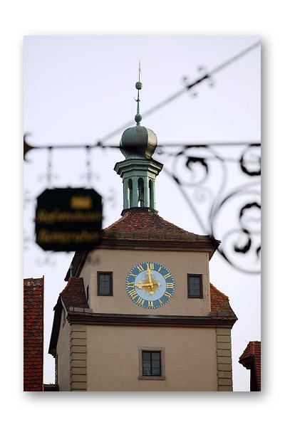 ローテンブルグの鐘楼