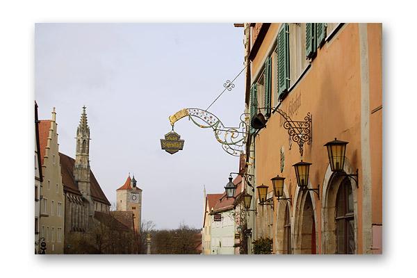 ローテンブルグの鐘の音