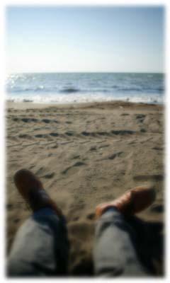 やっぱり海はいいなぁ