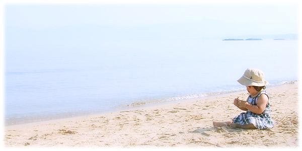 屯田から石狩の海へ